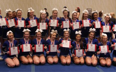 2019-2020 NCA All-American Cheerleaders