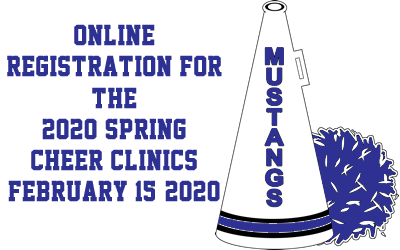2020 Spring Cheer Clinics